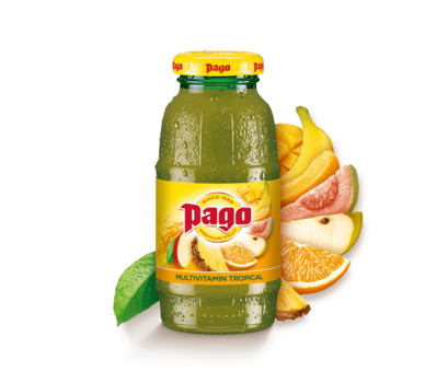 Pago Multivitaminski Sok Tropical